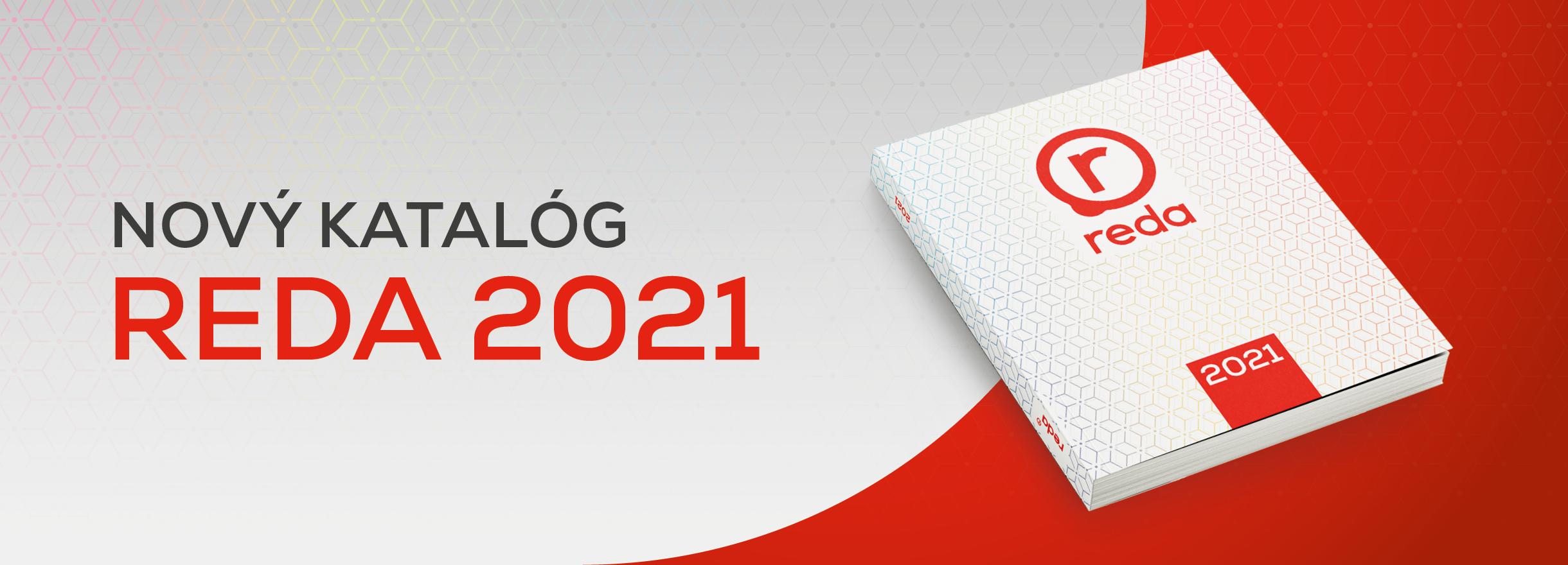 REDA 2021 - nová kolekce reklamních předmětů