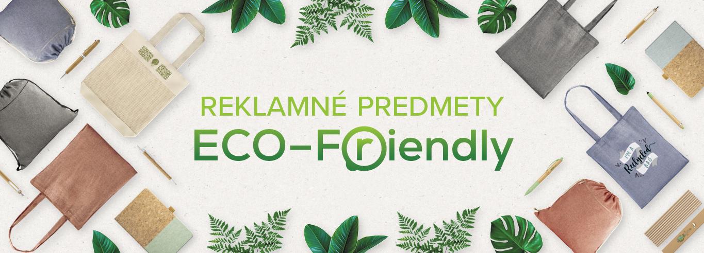Ekologické reklamné predmety